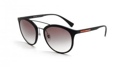 Prada Linea rossa Black rubber Mat PS04RS DG00A7 54-21 121,58 €