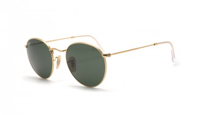 Ray-Ban Round Metal Or RB3447 001 50-21 | 89,90 € 74,92 €