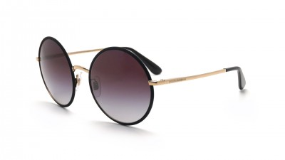 Dolce & Gabbana DG2155 12968G 56-20 Matte black Mat 118,25 €