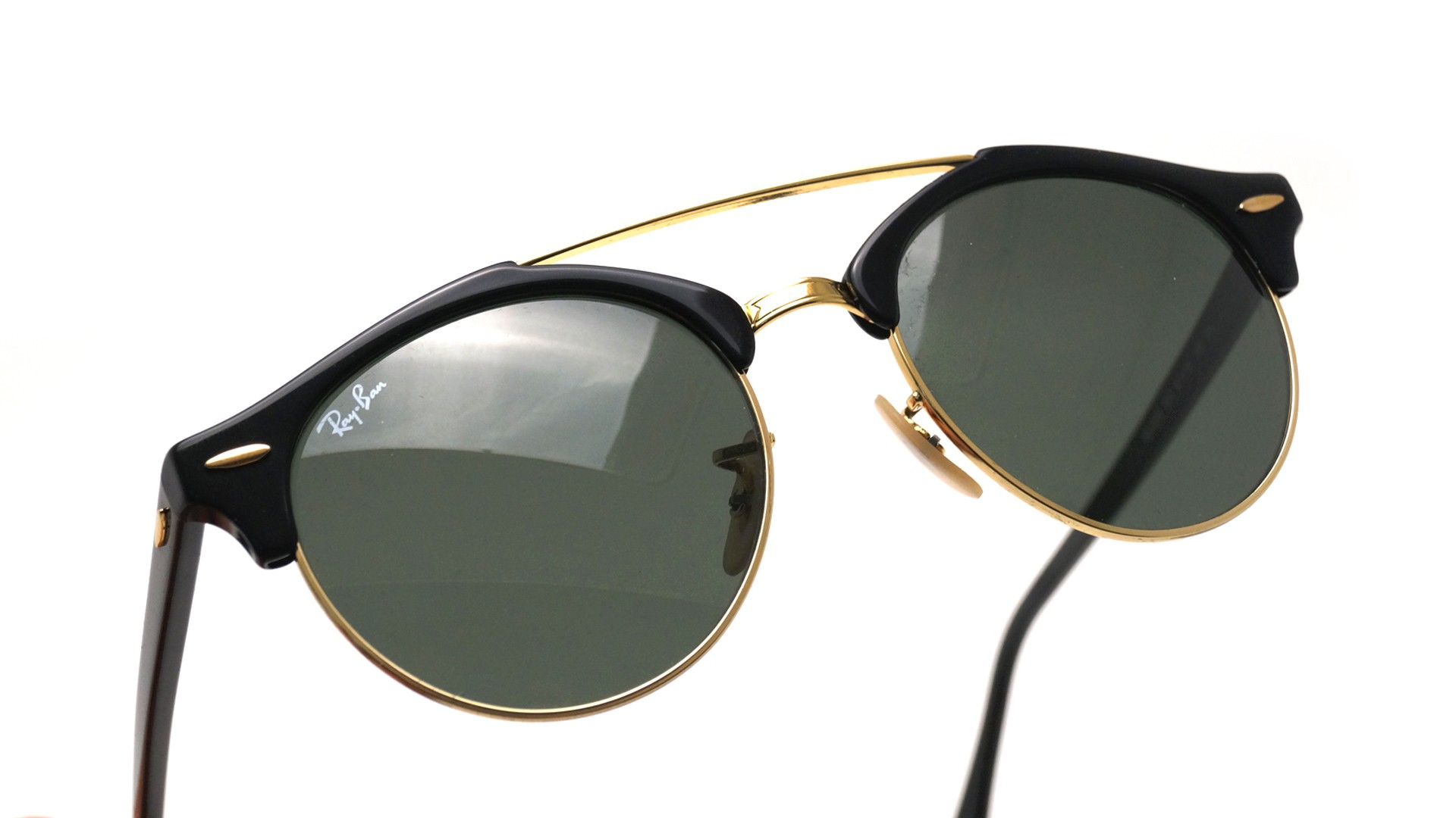 ray ban double bridge clubround