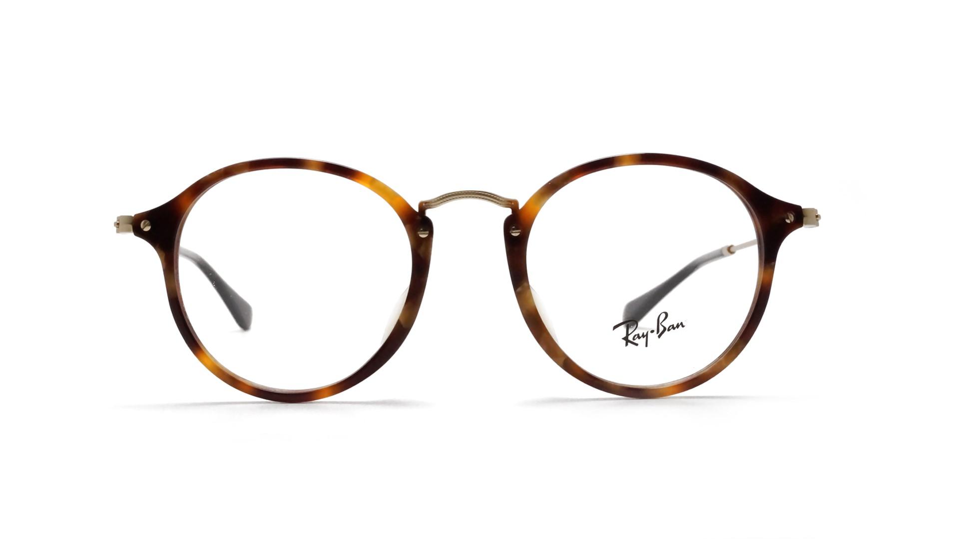 ray ban round fleck lunette de vue