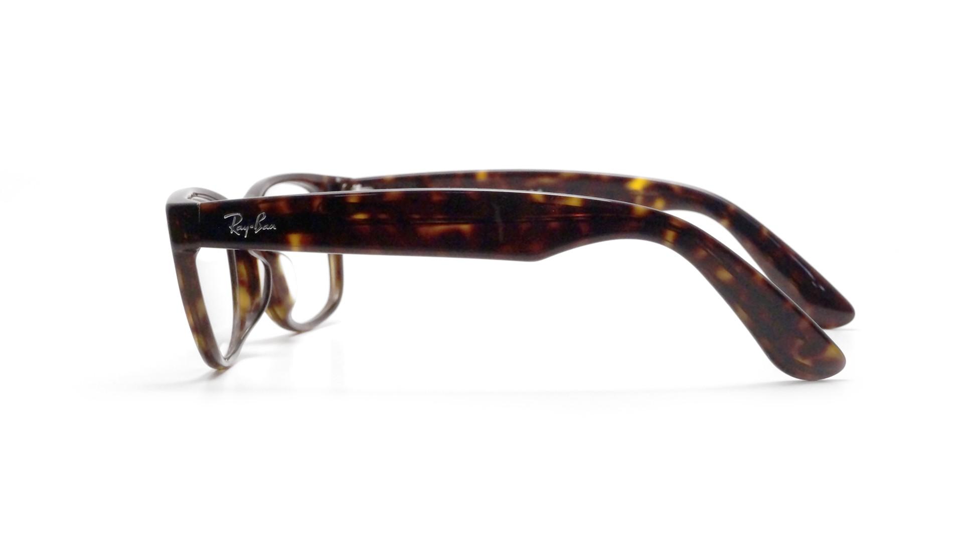 a98ed8b487 Ray Ban New Wayfarer Eyeglasses Tortoise « Heritage Malta
