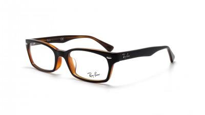 Lunettes de vue Ray Ban Asian Fit RX5150 RB5150F 2044 52 19 Black Large 69,92 €