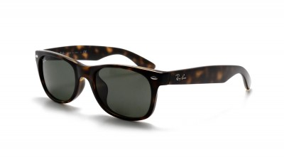 Ray Ban New Wayfarer Asian Fit Écaille G15 RB2132F 902 52 18 Medium 69,92 €