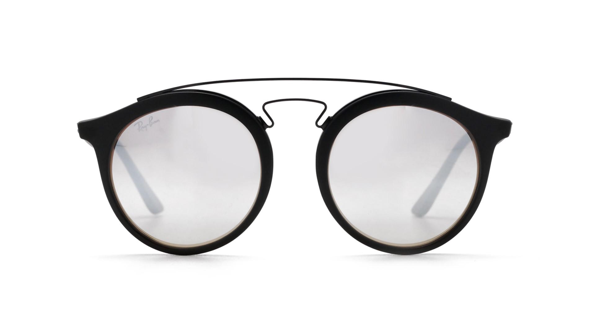ed9de26356e387 ... lunettes de soleil mix 3441d 78ebd discount code for ray ban aviator  noir mat dc9e3 ecfdc ...
