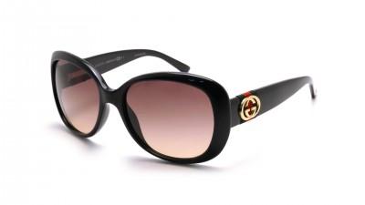 Gucci Ruban Noir GG3644S D28ED 56-17 162,42 €