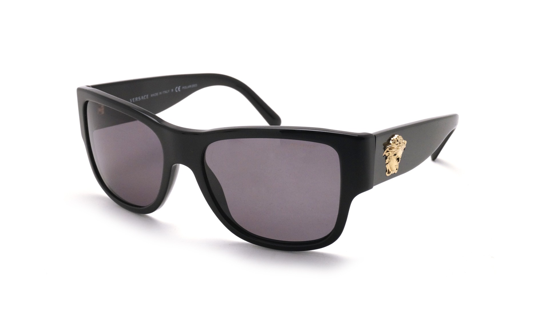 Versace Polarized Sunglasses  ve4275 gb1 81 58 16 black polarized visiofactory