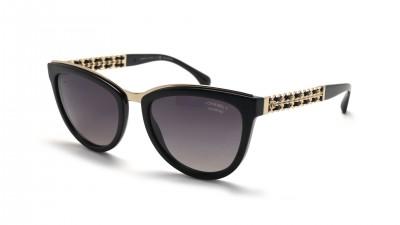 Chanel Chaîne Noir CH5361Q C501S8 55-19 Polarisés 333,33 €