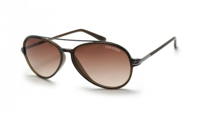 Tom Ford Ramone Brun FT0149 48F 58-13 179,17 €