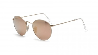 Ray-Ban Round Metal Gold RB3447 112/Z2 53-21 Large 91,58 €