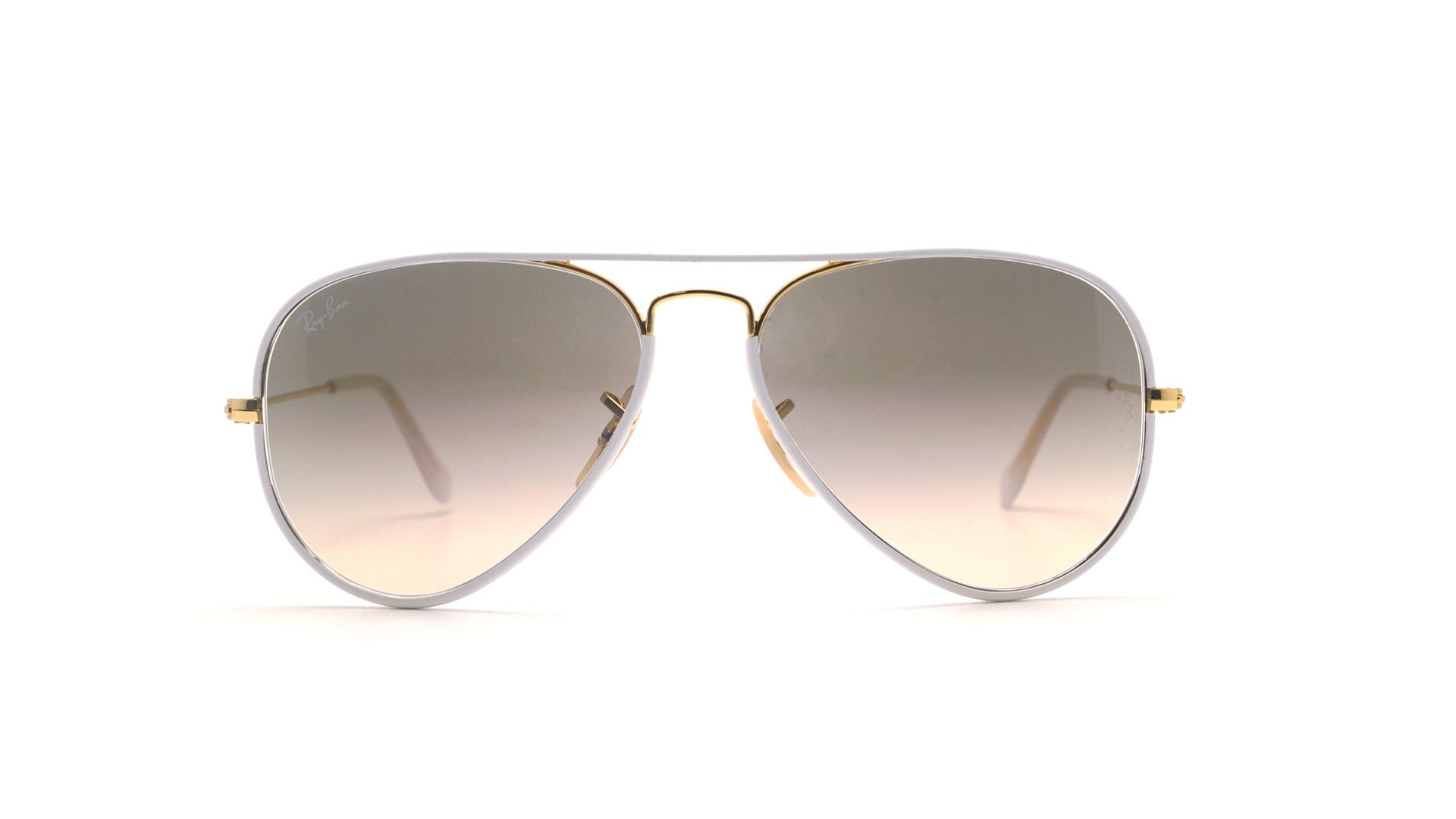 Ray Ban Clubmaster Blanche
