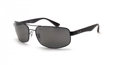 Ray-Ban RB3445 006/P2 64-17 Black Mat Polarized 94,92 €