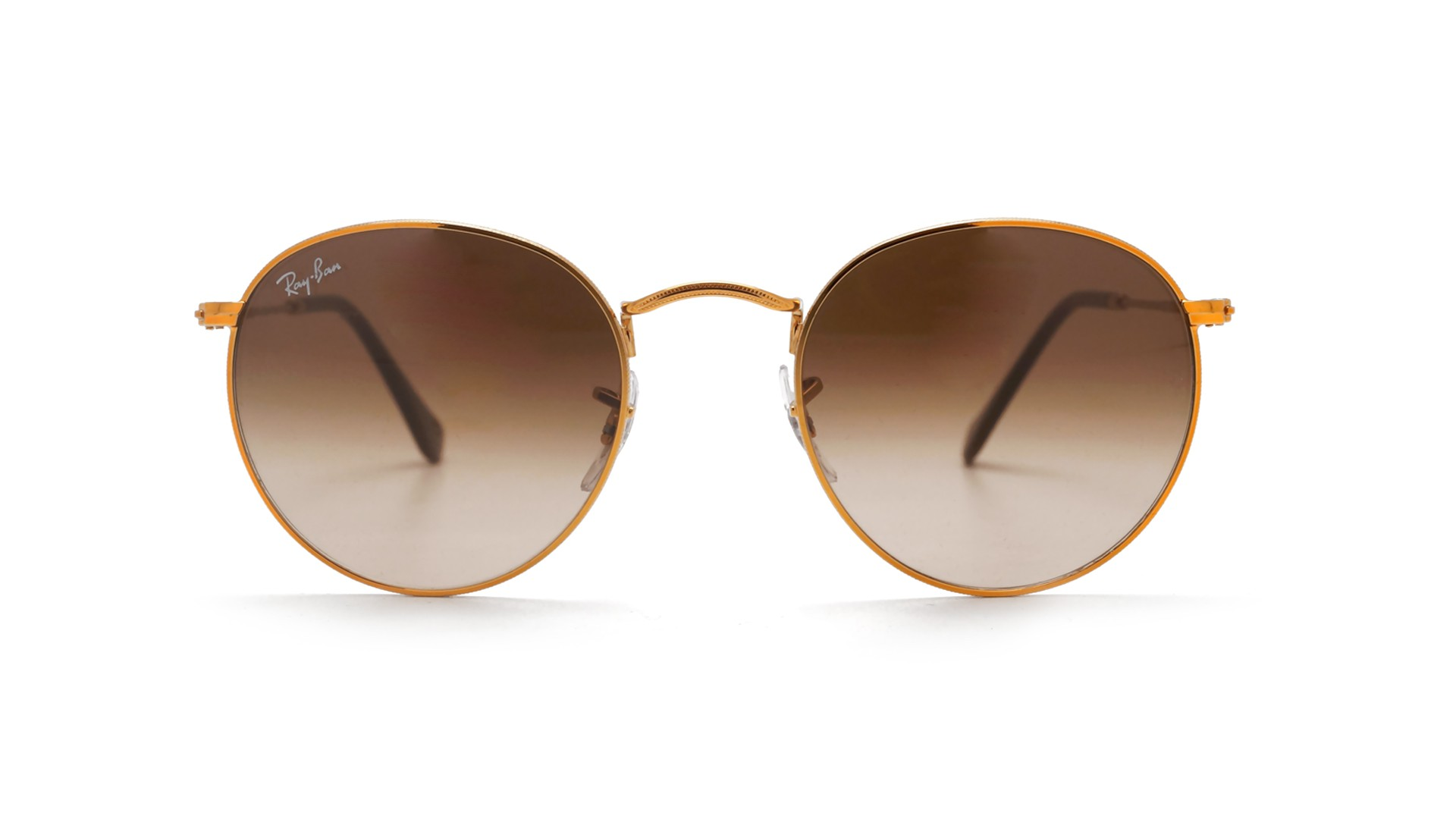 e0499c6ba2 ... Ray-Ban Round Metal Gold RB3447 9001 A5 50-21 Gradient