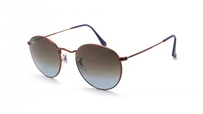 Ray-Ban Round Metal Brown RB3447 9003/96 50-21 Gradient 87,42 €