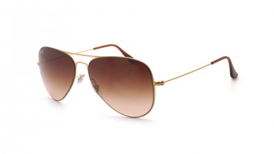 Ray-Ban Aviator Flat Metal Or Mat RB3513 149/13 58-15 95,75 €