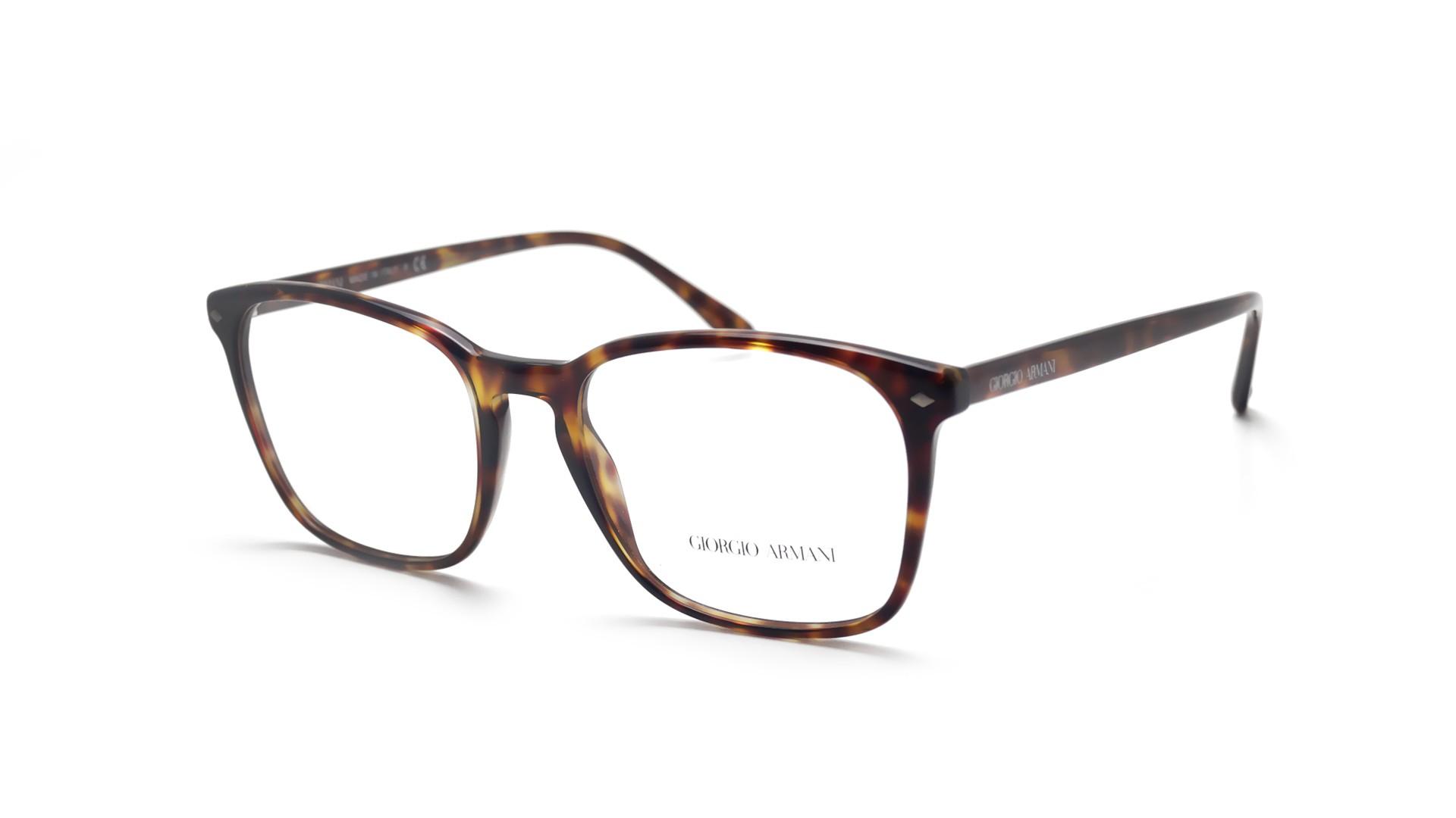 giorgio armani frames of life tortoise ar7123 5026 53 18 visiofactory