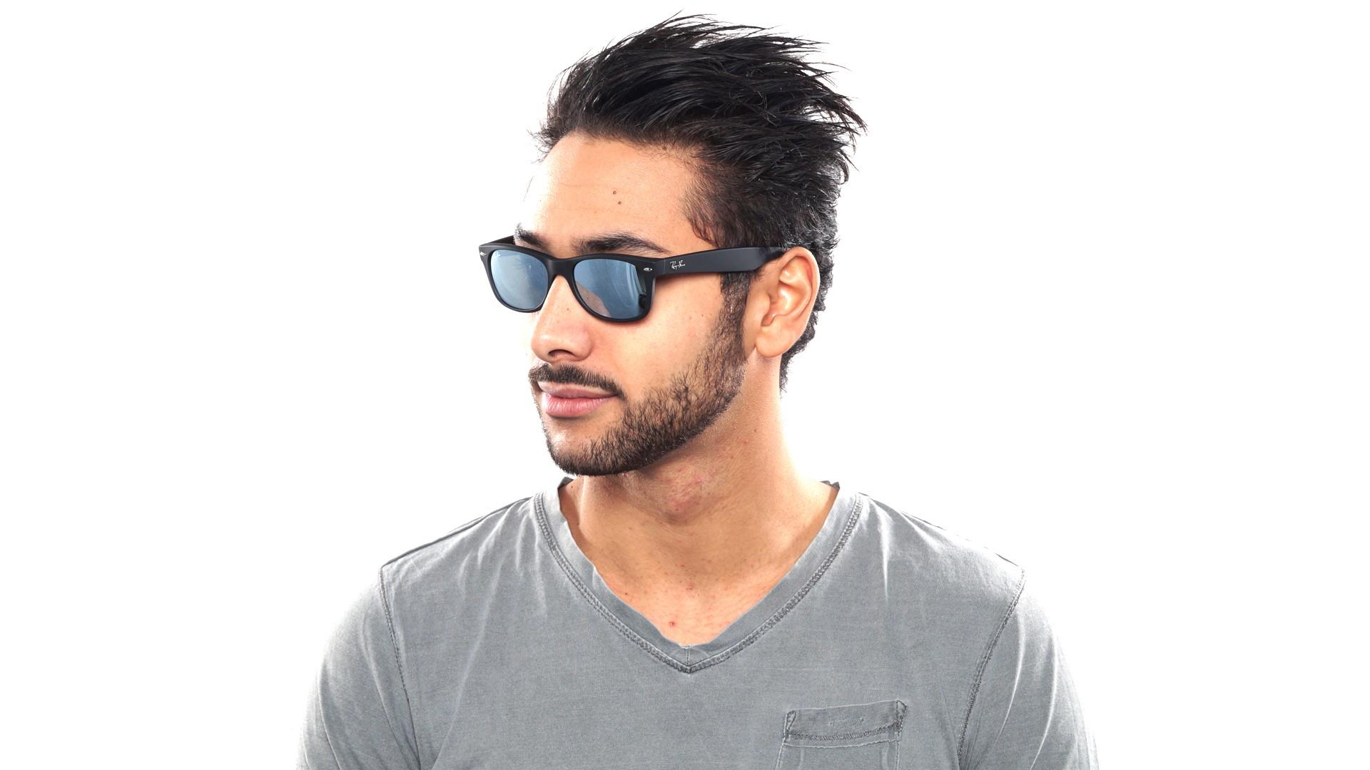 dab426dde7a ray ban new wayfarer rb2132 622 ray-ban new wayfarer sunglasses black