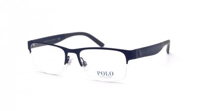 Polo Ralph Lauren PH1168 9320 53-18 Bleu Mat 73,25 €