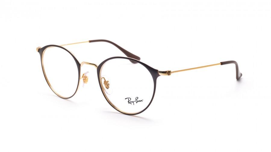 lunette de vue ray ban ronde femme