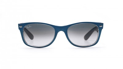 Ray-Ban New Wayfarer Bleu RB2132 619171 52-18 77,42 €