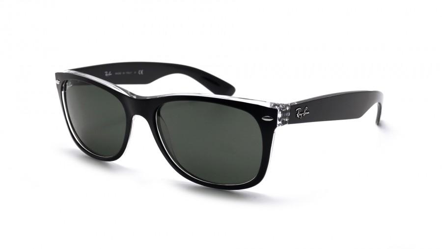 lunette ray ban new wayfarer noir mat