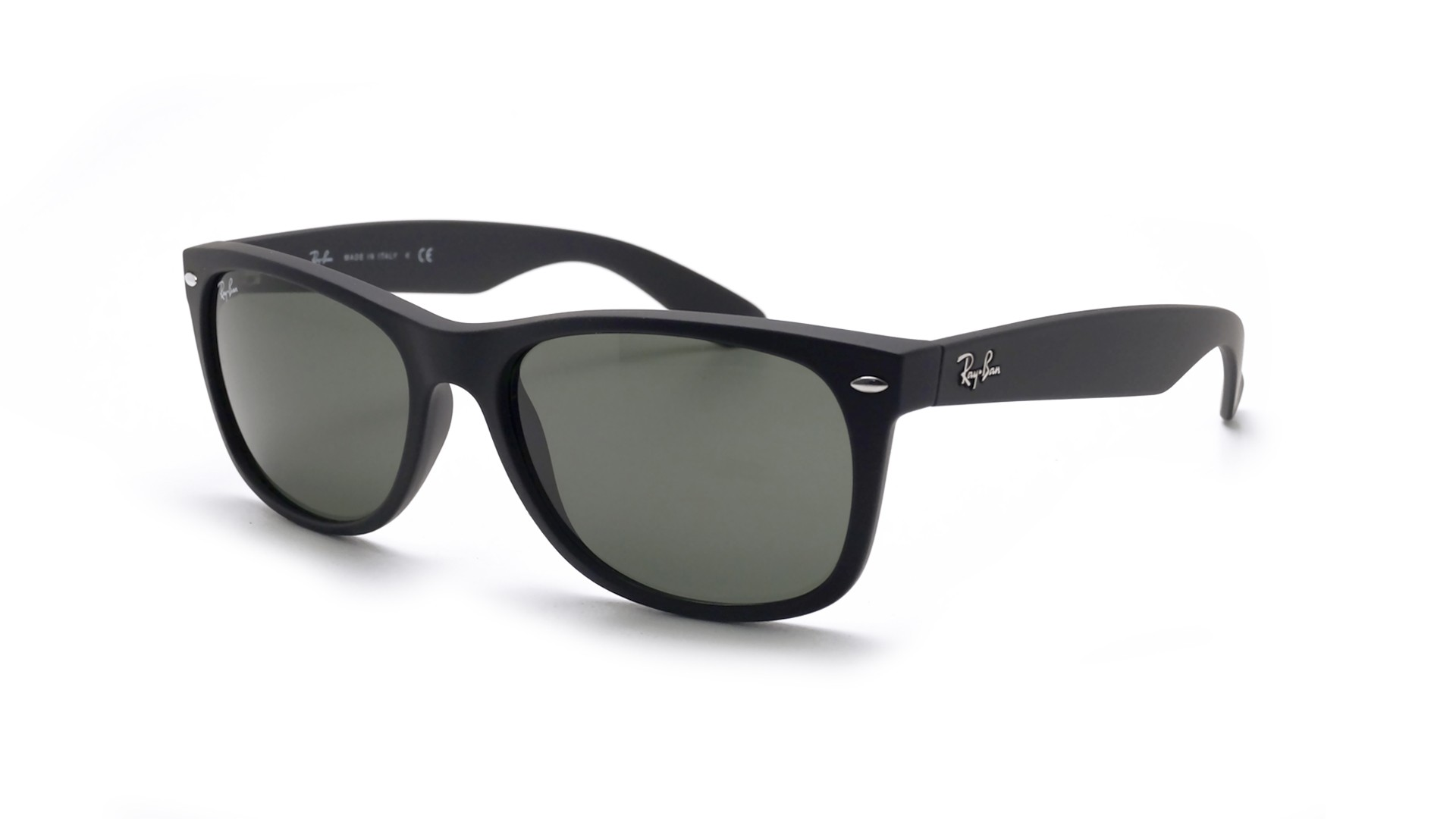 ray ban rb2132 new wayfarer 601s 78 noir mat