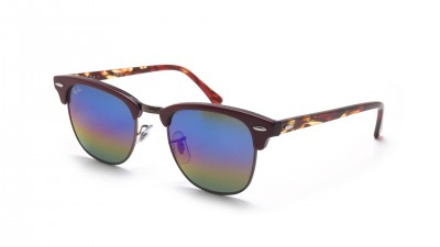 Ray-Ban Clubmaster Pink RB3016 1222/C2 49-21 84,92 €