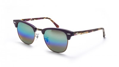 Ray-Ban Clubmaster Purple RB3016 1221/C3 49-21 84,92 €