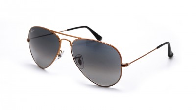 Ray-Ban Aviator Large Metal Brun RB3025 197/71 58-14 83,25 €