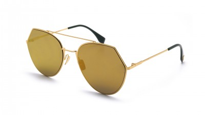 Fendi Eyeline Gold FF 0194/S 00183 55-19 198,25 €
