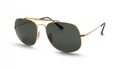 Ray-Ban General Gold RB3561 001 57-17 83,25 €