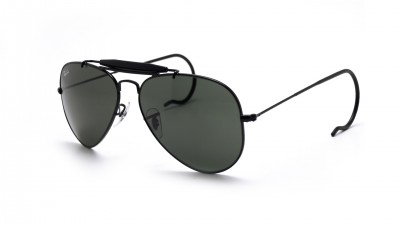 Ray-Ban Outdoorsman Black RB3030 L9500 58-14 83,25 €