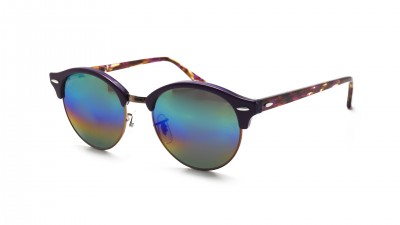Ray-Ban Clubround Purple RB4246 1222C2 51-19 89,92 €