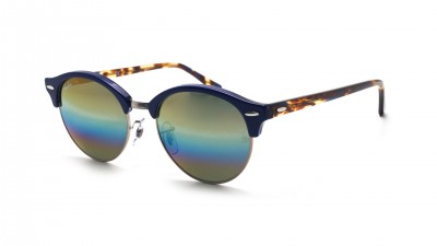 Ray-Ban Clubround Bleu RB4246 1223C4 51-19 89,92 €
