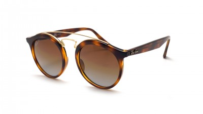 Ray-Ban New gatsby Tortoise RB4256 710/T5 49-20 Polarized 95,75 €
