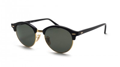 Ray-Ban Clubround Black RB4246 901/58 51-19 Polarized 105,75 €