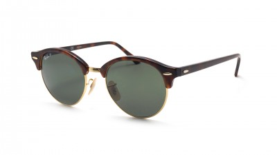 Ray-Ban Clubround Tortoise RB4246 990/58 51-19 Polarized 105,75 €