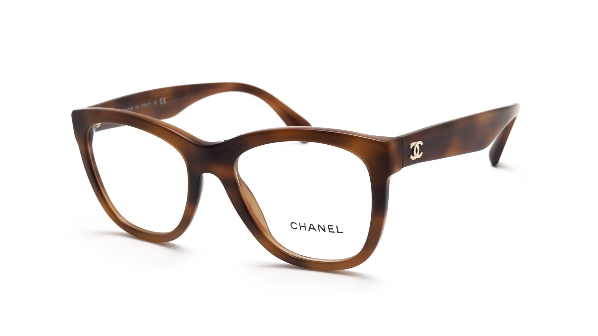 Chanel Signature Tortoise CH3360 1575 51-18 Visiofactory