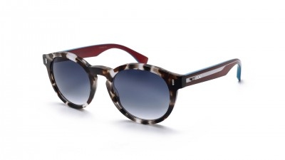 Fendi Color block Écaille FF0085S UDM08 50-21 176,58 €