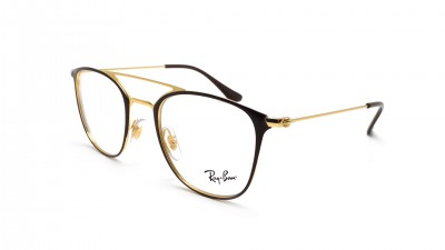 Ray-Ban RX6377 RB6377 2905 48-21 Brun 74,92 €