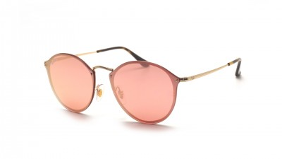 Ray-Ban Round Blaze Or RB3574N 001/E4 59-14 94,92 €