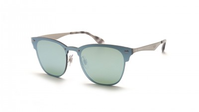 Ray-Ban Clubmaster Blaze Argent RB3576N 042/30 94,92 €