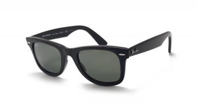 Lunettes de soleil Ray-Ban Wayfarer Ease Noir RB4340 601 | Prix 89,90 € 74,92 €