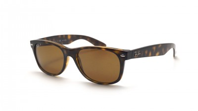 Ray-Ban New Wayfarer Tortoise RB2132 902/57 55-18 Polarized 94,92 €