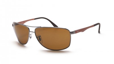 Ray-Ban RB3506 132/83 64-13 Silver Polarized 89,92 €