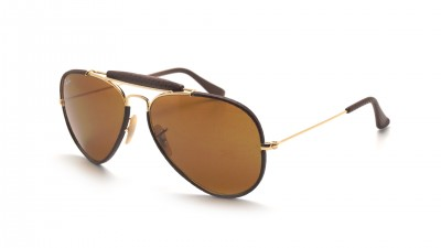 Ray-Ban Outdoorsman Craft Brown RB3422Q 9041 58-14 94,92 €