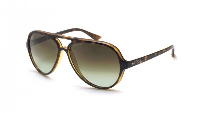 Ray-Ban Cats 5000 Écaille RB4125 710/A6 59-13 79,92 €