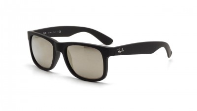 Ray-Ban Justin Black Matte RB4165 622/5A 51-16 74,92 €