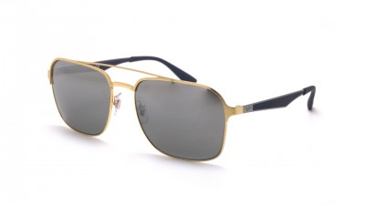 Ray-Ban RB3570 001/88 58-18 Or 84,92 €