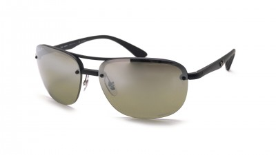 Ray-Ban RB4275CH 601S5J 63-15 Black Matte Polarized 94,92 €